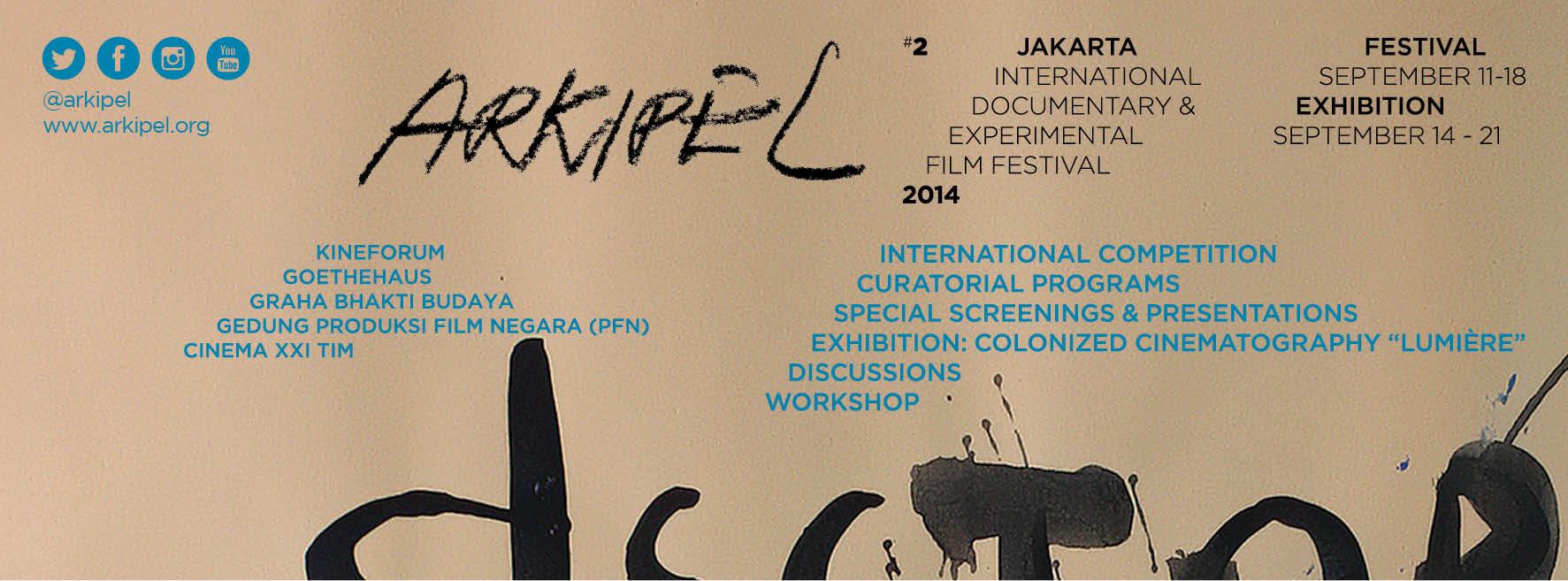FA Facebook Cover ARKIPEL 2014
