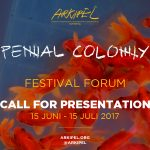 ARKIPEL Penal Colony – Festival Forum 2017: Call For Presentation