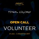 Pendaftaran Volunteer ARKIPEL Penal Colony