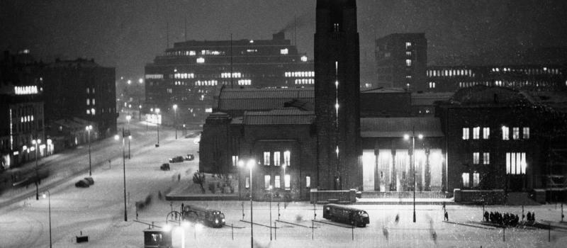 <b><i>Helsinki, Ikuisesti </i></b><i>(Helsinki, Forever)</i>